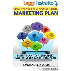 Recensione 5 - Copertina How to create a Social media marketing plan